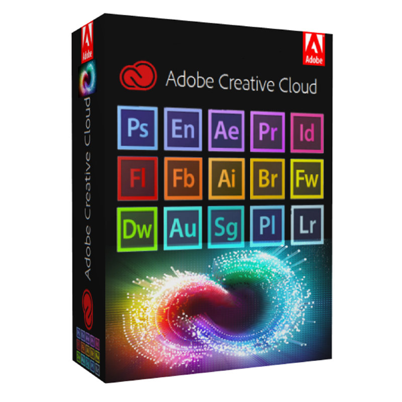 картинка Adobe Creative Cloud for Teams Multiple Platforms Multi European Languages New Subscription 12 months (для коммерческих организаций) от Софтсервис24