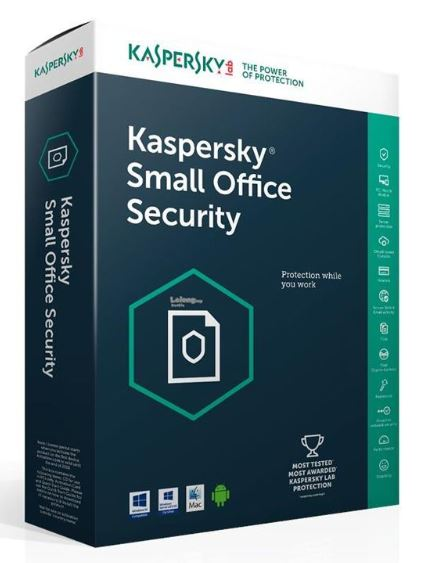 картинка Kaspersky Small Office Security for Desktops, Mobiles and File Servers (fixed-date) MD+Dt+FS+User [KL4542RA*FS]  Base от Софтсервис24